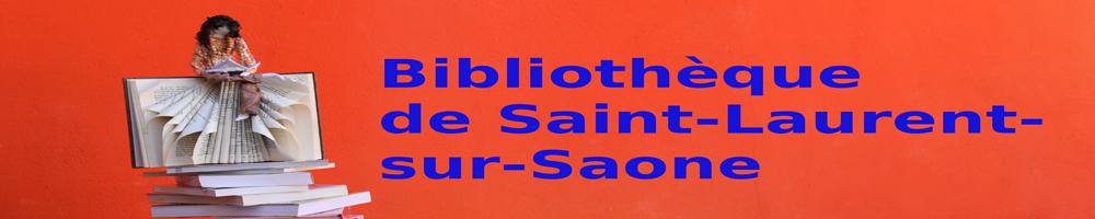 Bibliothèque de Saint Laurent sur Saône